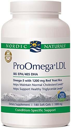 Nordic Naturals Proomega Fish Oil 585 Mg Epa