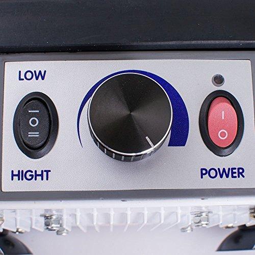 BoNew-Oral JT-51B Square Quartet Vibrator Dental Model Lab Equipment USA Shipping by BoNew-Oral (Image #7)