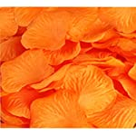 CO-RODE-Wedding-Decoration-Silk-Rose-Petals-Pack-of-2000-Orange