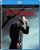 Justified: Season 5 [Blu-ray] by Sony Pictures Entertainment