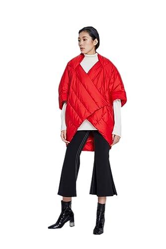 KATUO - Abrigo - capa - para mujer