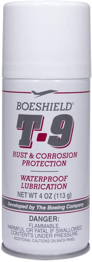 Boeshield T-9 Aerosol Can