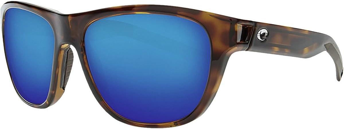 Costa Del Mar Mens Bayside Round Sunglasses