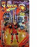 X-Men X-Force 1995 DEADPOOL action figure & collector card