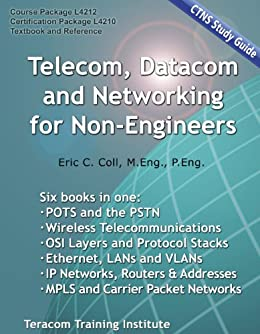 Amazon telecom datacom and networking for non engineers ctns telecom datacom and networking for non engineers ctns study guide companion reference fandeluxe Image collections