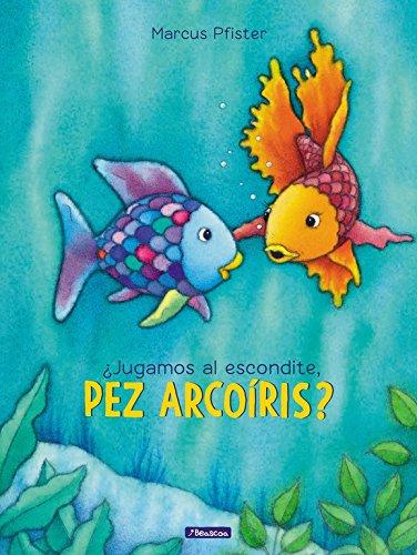 ¿Jugamos al escondite, pez Arcoíris? (El pez Arcoíris) (El pez Arcoiris) Tapa dura – 6 jul 2017 Marcus Pfister VANESA; SARDA FERRER BEASCOA 8448848853