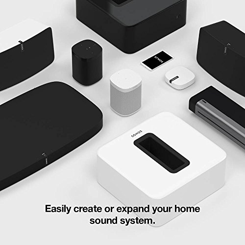 2-Pack of Sonos One – Voice Controlled Smart Speakers with Amazon Alexa Built In (Black) - 6