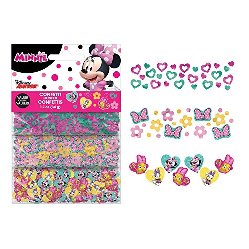 Confetti | Disney© Minnie Mouse Happy Helpers Collection | Party Accessory -