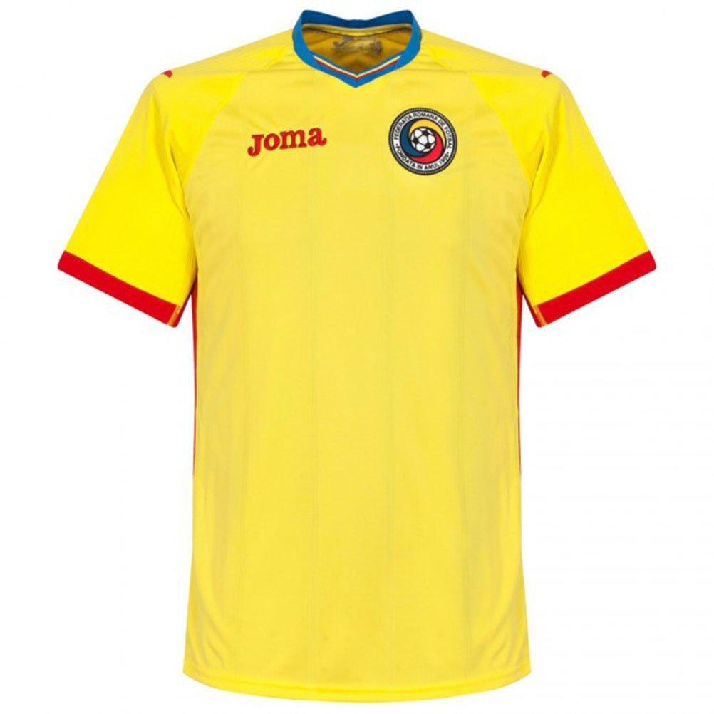 Joma Romania Home Jersey 2015-16/サッカーユニフォーム ルーマニア ホーム用 背番号なし 2015 B018URVBDE Small, LifeStage Nana! 8e5c8ed3
