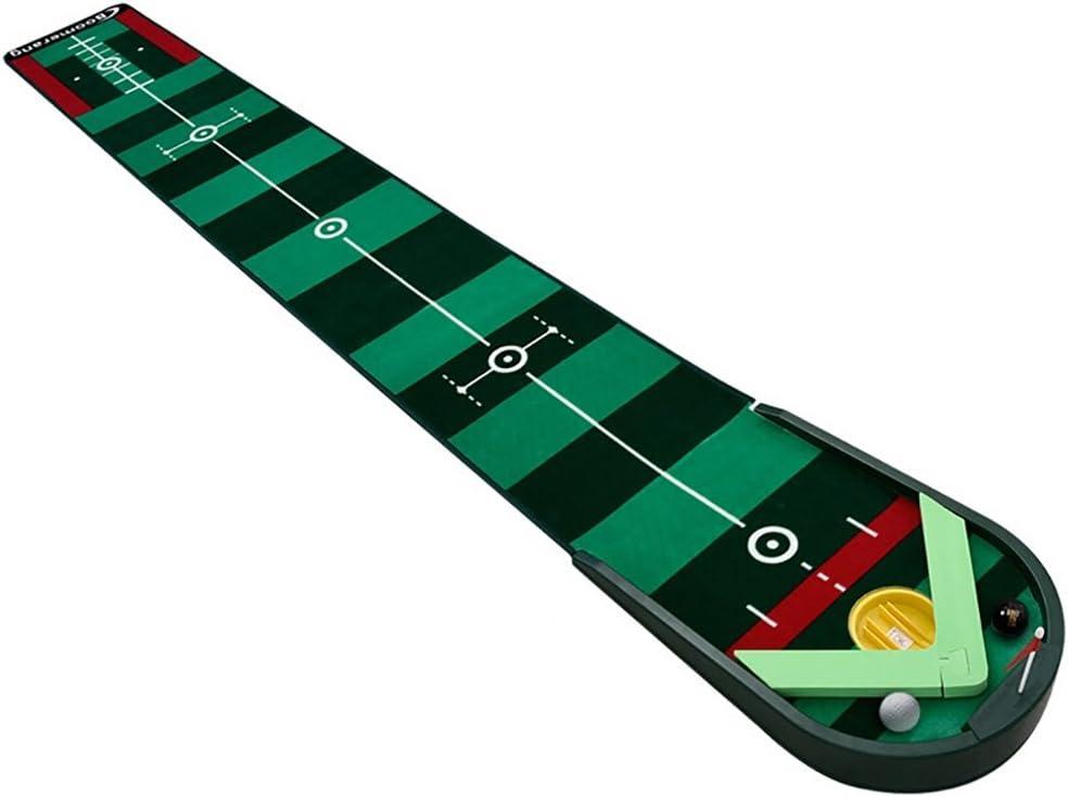 TLMY ゴルフパッティング練習毛布屋内ゴルフ練習マットパット練習マットスエード ゴルフマット