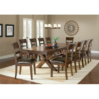 (Hillsdale Furniture 11-Piece Dining Set )