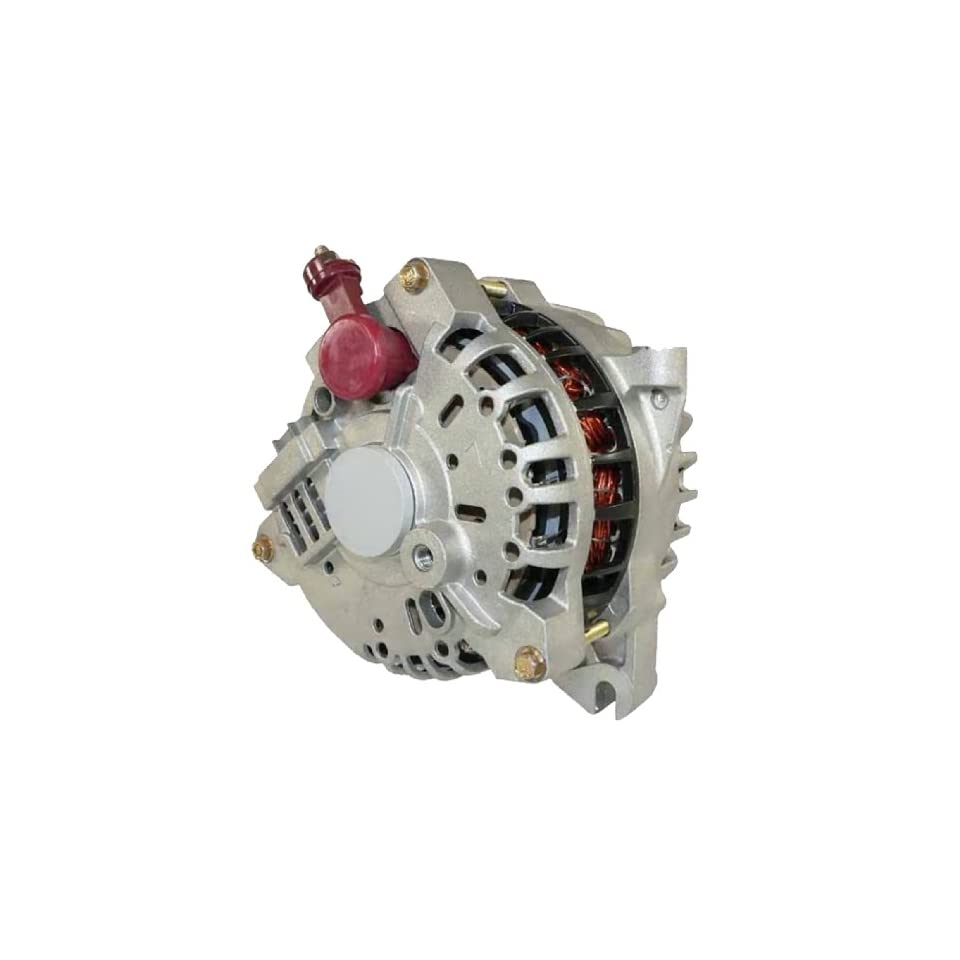 New Alternator for Ford Crown Victoria 4.6L(281) V8 1998 2002, Lincoln Town Car 4.6L(281) V8 1998 2002, and Mercury Marquis 4.6L(281) V8 1998 2002