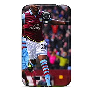 Awesome Design The Best Football Club England Aston Villa Hard Case Cover For Galaxy S4