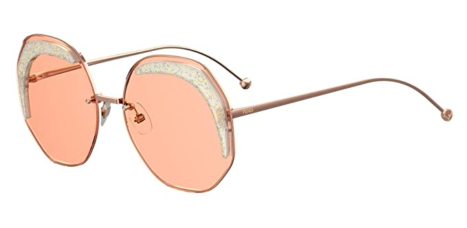 Gafas de Sol Fendi FENDI GLASS FF 0358/S ROSE GOLD/PINK ...