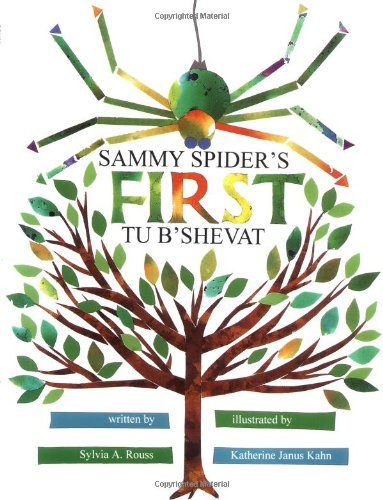 Sammy Spider's First Tu B'Shevat (Insects Winter In)