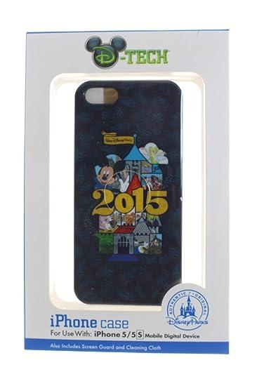 sports shoes eb91c 60948 Amazon.com: Disney World 2015 Logo Dark Blue D-tech WDW Parks ...