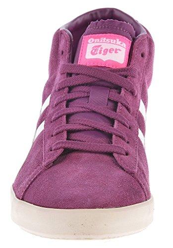 lila High Purple Onitsuka Wildleder Tiger Top Grandest Sneaker ET77YqWR0S