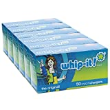 whip-It! Brand: The Original Whipped Cream Chargers (300 Pack)