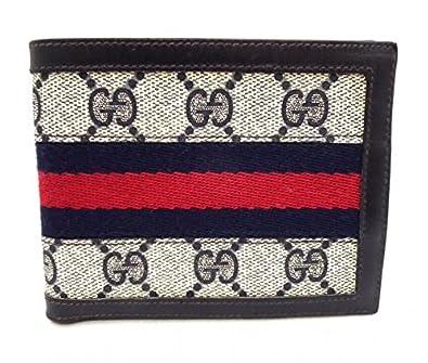 3887e4909779 Amazon | (グッチ)GUCCI オールドグッチ 財布 札入れ 二つ折り札入れ [中古] | 財布
