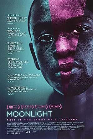 "Moonlight - Authentic Original 27"" x 40"" Movie Poster at ..."