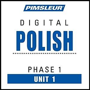 Polish Phase 1, Unit 01 Audiobook