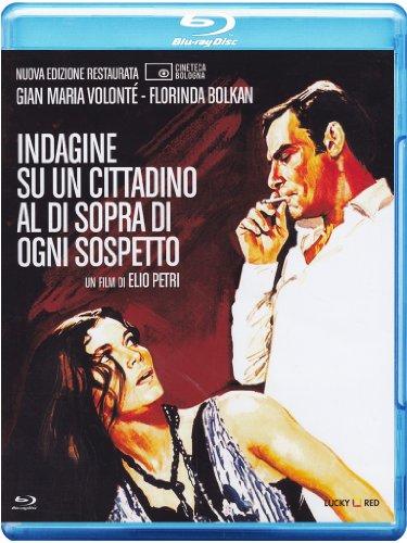 Investigation Of A Citizen Above Suspicion ( Indagine Su Un Cittadino Al Di Sopra Di Ogni Sospetto ) [ Non-Usa Format, Blu-Ray, Reg.B Import - Italy ]
