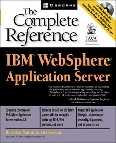 IBM R Websphere R Application Server: The Complete Reference ...