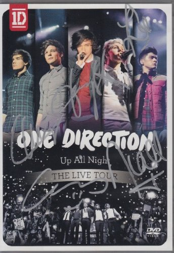 one direction autograph cd - 9