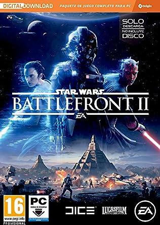 Star Wars: Battlefront II - Edición estándar (La caja contiene un ...