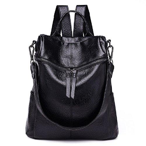 Women Fashion Backpack Purse Handbag School Shoulder Bag Travel Rucksack Casual Purse by BabyPrice