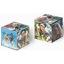 Walther Design MW100A Cubos de fotos de acrílico para 6 fotos