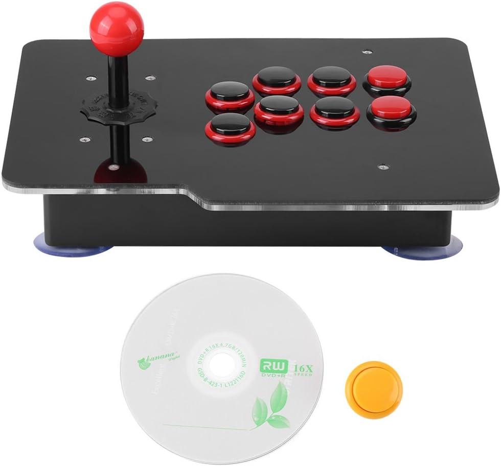 WAL - Controlador de Juego para PC (USB, Mando a Distancia, para Ordenadores, Juegos y mandos estándar)
