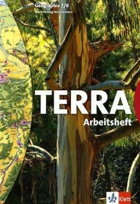 TERRA Geographie 7/8. Ausgabe Mecklenburg-Vorpommern: Arbeitsheft Klasse 7/8 Broschüre – 1. Februar 2007 Helmut Willert Klett 3623282456 Schulbücher