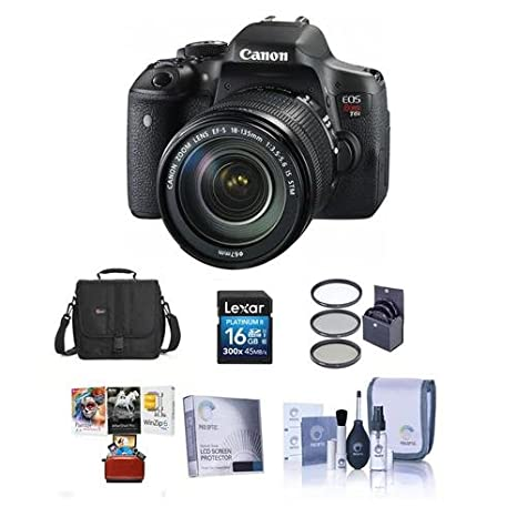 Review Canon EOS Rebel T6i