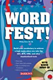 Wordfest! with Audio CD (Book & CD)