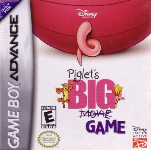 Piglets Big Movie by Disney Interactive Studios