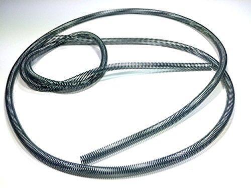 3/8 Spring Wrap for Steel Fuel Line - 8 Ft.