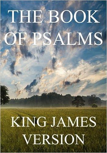The Book of Psalms (KJV) (Large Print) (The Bible, King James