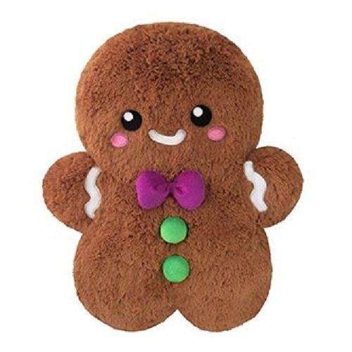 Squishable / Mini Gingerbread Man Plush - 7