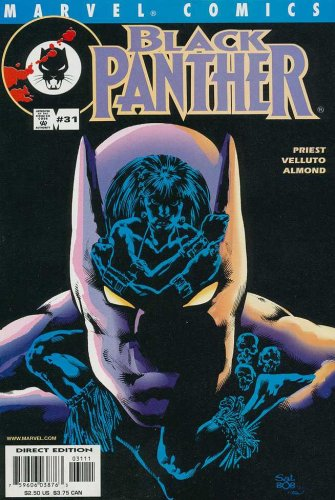 Black Panther #31 (Volume 2) ebook