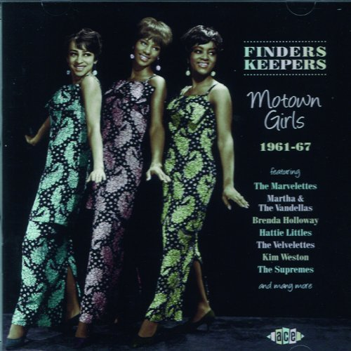 Price comparison product image Finders Keepers: Motown Girls 1961-67 by Various Artists (2013-04-02)