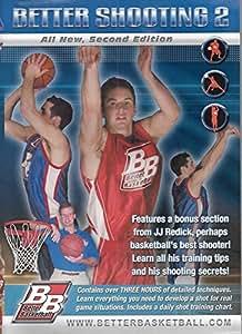 Better Basketball - Better Shooting 2: JJ Redick's Better Shooting Instructional DVD
