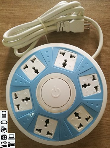 qocoo-6-outlet-2-usb-smart-home-office-ufo-shape-power-strip-socket-multi-outputs-phone-charging-sta