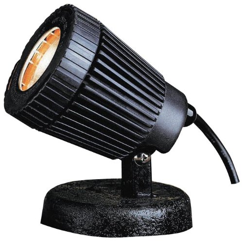 Kichler 15191BK One Light Underwater by Kichler Lighting
