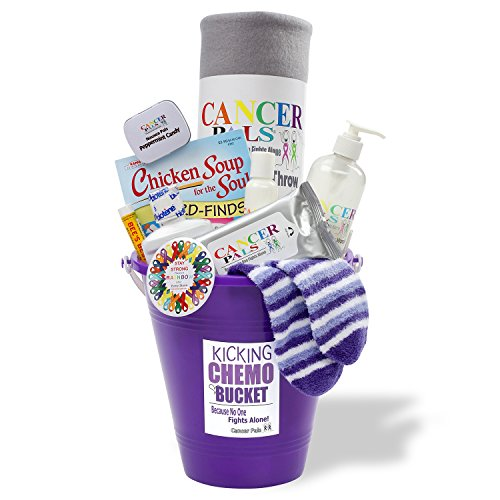 Cancer Patient Chemotherapy Basket Kicking Bucket product image