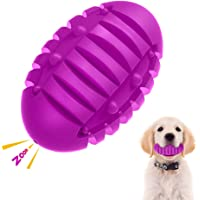 ABTOR Squeaky Dog Toy for Aggressive Chewers Large Breed - Almost Indestructible Durable Dog Chew Toy with Squeaker…