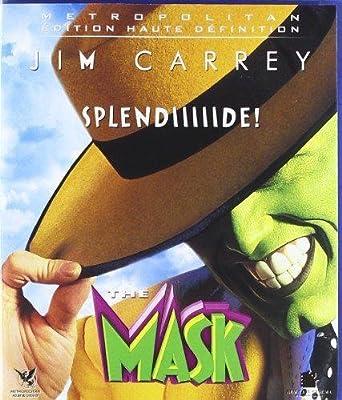 the mask movie blu ray