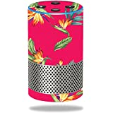 MightySkins Skin Amazon Echo (2nd Gen) - Paradise | Protective, Durable Unique Vinyl Decal wrap Cover | Easy to Apply, Remove Change Styles | Made in The USA