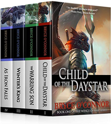 The Wings of War Boxset: Books 1 - -