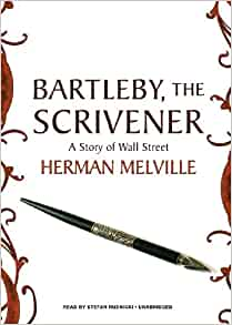Bartleby The Scrivener A Story Of Wall Street Piazza border=